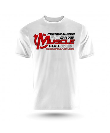 Camiseta Muscle Full Pack