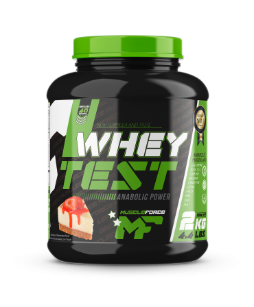 Whey Test Anabolic Power